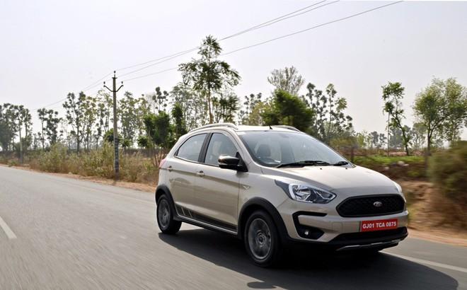 Chiếc xe 'mới cứng' của Ford vừa ra mắt giá gần 200 triệu đồng có gì nổi bật?