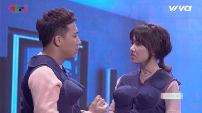 Hari Won: Trấn Thành nói chuyện bằng thái độ gia trưởng, không biết trân trọng em - Ảnh 1.
