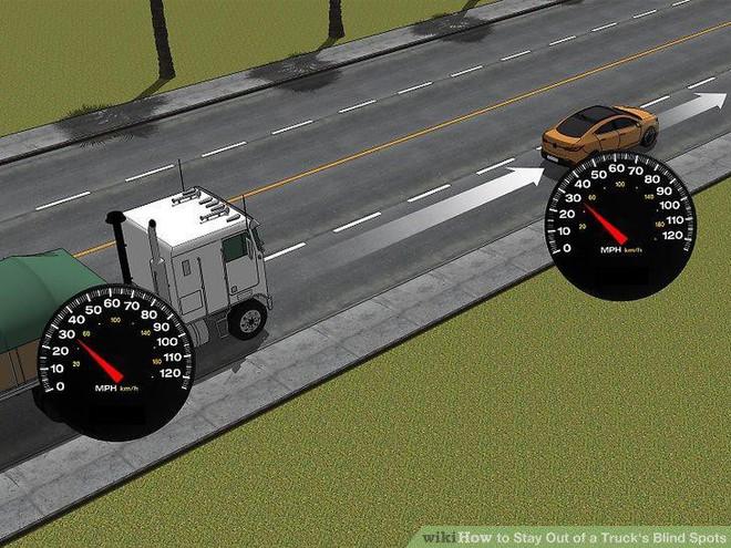 Thiếu kiên nhẫn, chần chừ và những sai lầm chết người dẫn đến tai nạn ở điểm mù của xe tải - Ảnh 12.