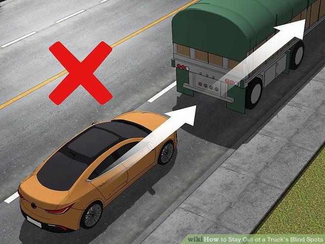 Thiếu kiên nhẫn, chần chừ và những sai lầm chết người dẫn đến tai nạn ở điểm mù của xe tải - Ảnh 7.