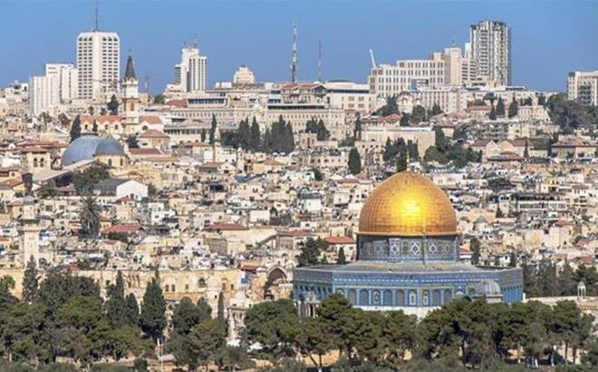 Ai Cập, Jordan, Palestine phản đối thay đổi quy chế của Jerusalem