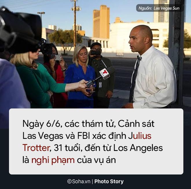 [PHOTO STORY] FBI và hành trình truy bắt nghi phạm giết 2 du khách Việt ở Las Vegas, Mỹ 3