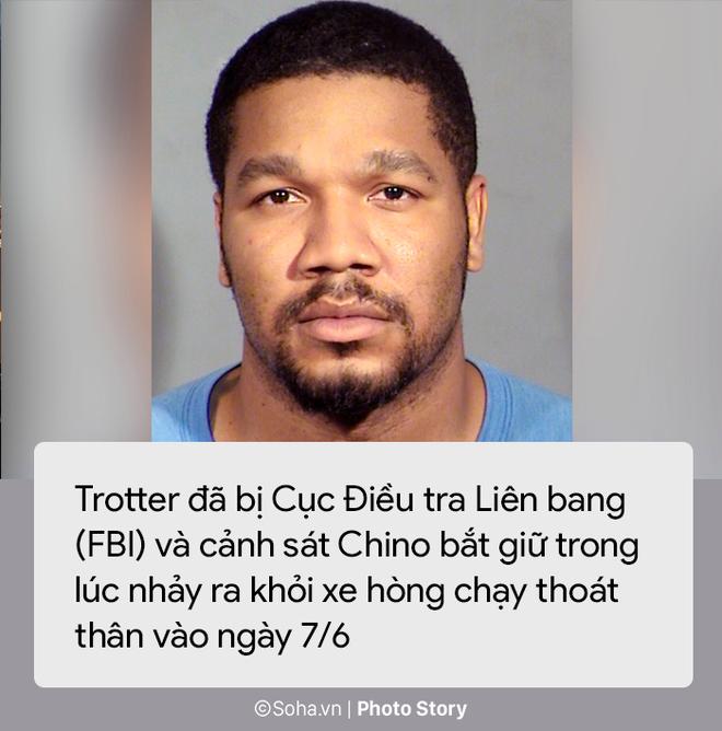 [PHOTO STORY] FBI và hành trình truy bắt nghi phạm giết 2 du khách Việt ở Las Vegas, Mỹ 7