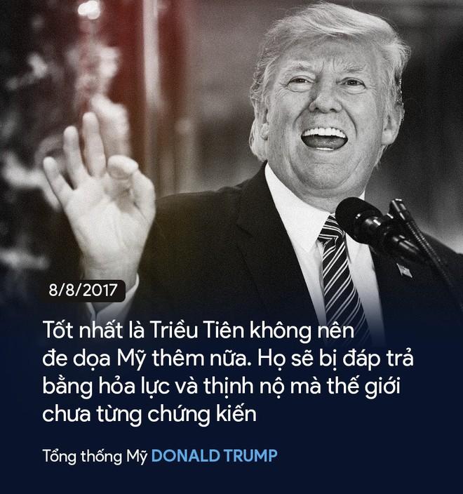 Đường đến Thượng đỉnh của hai nguyên thủ Mỹ - Triều: Sáng gây gổ, tối làm lành 1