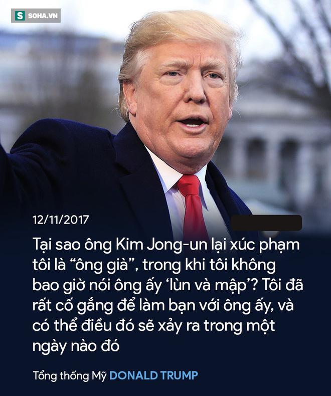 Đường đến Thượng đỉnh của hai nguyên thủ Mỹ - Triều: Sáng gây gổ, tối làm lành 5
