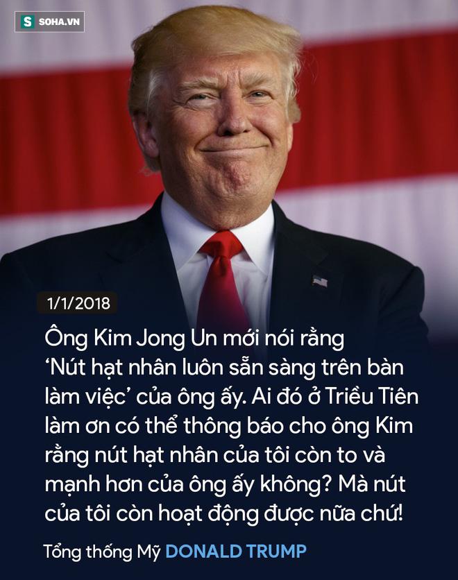 Đường đến Thượng đỉnh của hai nguyên thủ Mỹ - Triều: Sáng gây gổ, tối làm lành 7
