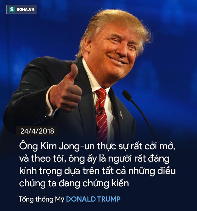 Đường đến Thượng đỉnh của hai nguyên thủ Mỹ - Triều: Sáng gây gổ, tối làm lành 8
