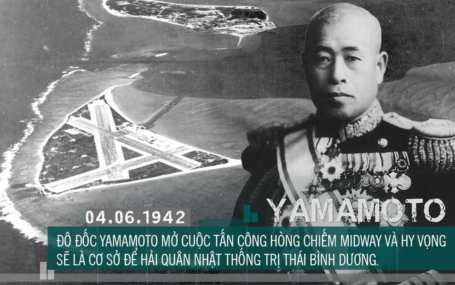 [Photo Story] Định nhử đội tàu sân bay Mỹ vào bẫy tiêu diệt, Hải quân Đế quốc Nhật chuốc thất bại ê chề - Ảnh 1.