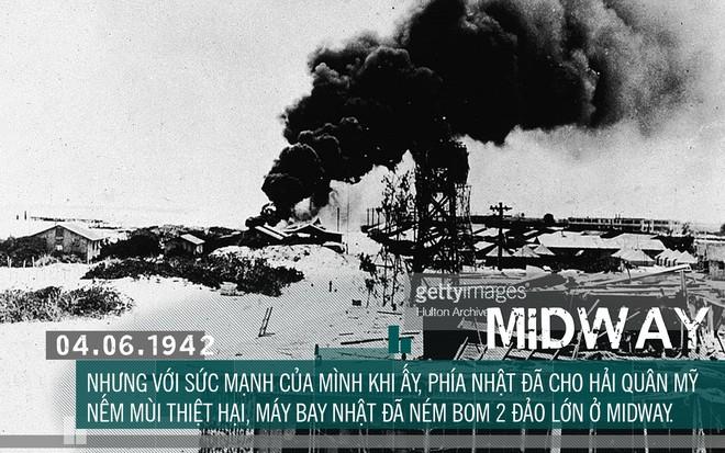 [Photo Story] Định nhử đội tàu sân bay Mỹ vào bẫy tiêu diệt, Hải quân Đế quốc Nhật chuốc thất bại ê chề - ảnh 6