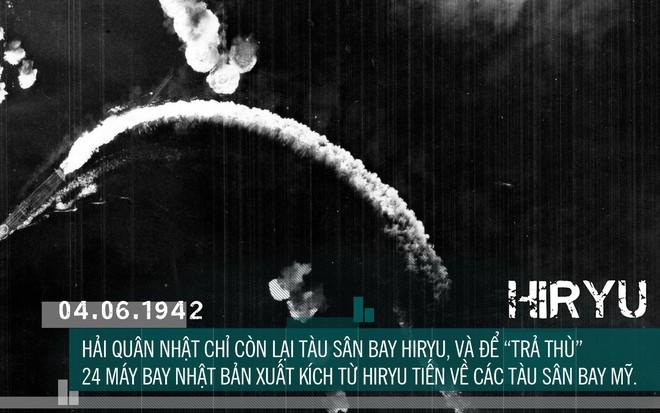 [Photo Story] Định nhử đội tàu sân bay Mỹ vào bẫy tiêu diệt, Hải quân Đế quốc Nhật chuốc thất bại ê chề - Ảnh 9.