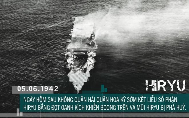 [Photo Story] Định nhử đội tàu sân bay Mỹ vào bẫy tiêu diệt, Hải quân Đế quốc Nhật chuốc thất bại ê chề - Ảnh 12.