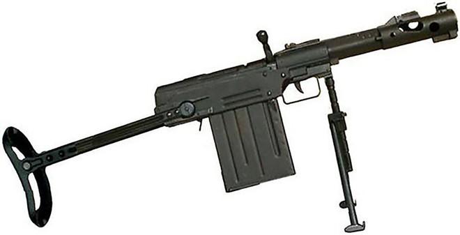 Những vũ khí đặc biệt, không bình thường của đặc nhiệm Liên Xô/Nga - ảnh 2
