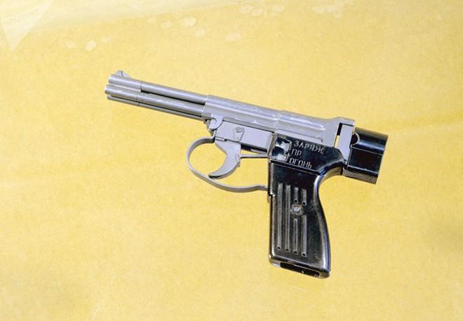 Những vũ khí đặc biệt, không bình thường của đặc nhiệm Liên Xô/Nga - ảnh 3