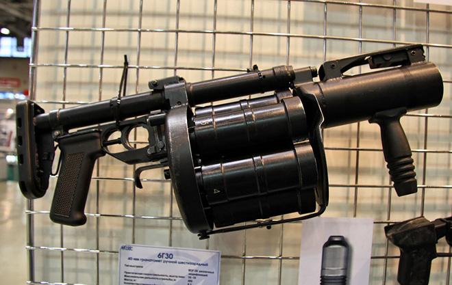 Những vũ khí đặc biệt, không bình thường của đặc nhiệm Liên Xô/Nga - ảnh 5