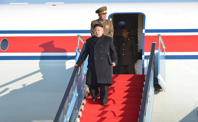 NÓNG: Ông Kim Jong Un đã tới Singapore trên máy bay của Trung Quốc