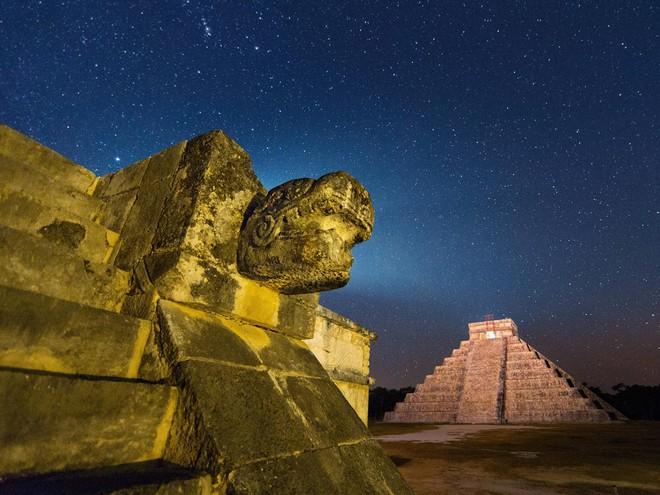 Cuộc thám hiểm kỳ lạ tại giếng thánh của người Maya: Bí mật ngàn năm hé lộ! - ảnh 4