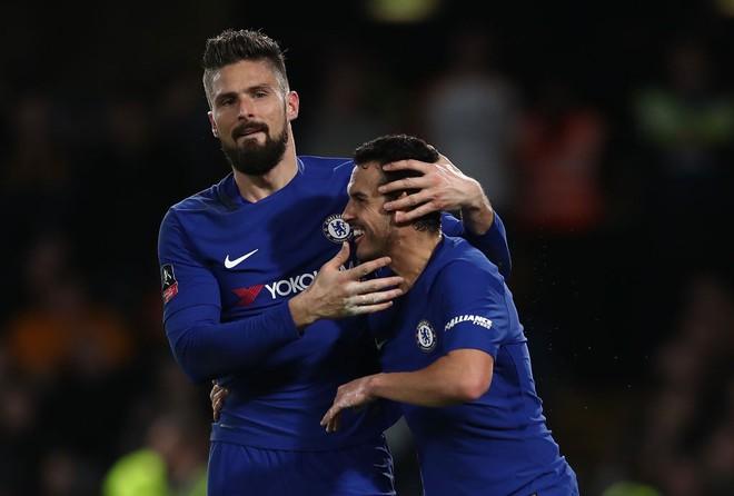 Giroud: Ở Premier League là chân gỗ, ở World Cup là vũ khí bí mật của người Pháp - Ảnh 3.