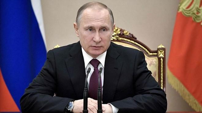 TT Putin nói về thành công trong cuộc chiến ở Syria - ảnh 1