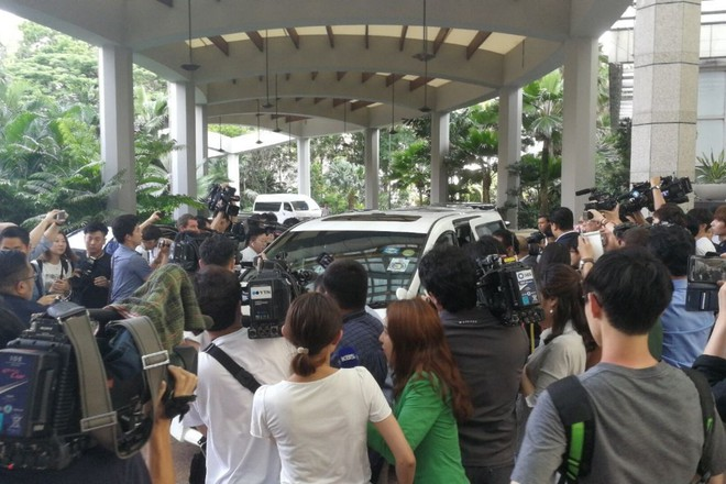 TT Trump và Thủ tướng Lý Hiển Long họp kín, phái đoàn Mỹ-Triều kết thúc đàm phán giờ chót - Ảnh 2.