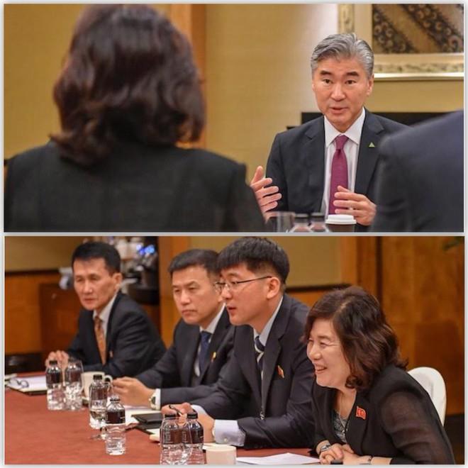 TT Trump và Thủ tướng Lý Hiển Long họp kín, phái đoàn Mỹ-Triều kết thúc đàm phán giờ chót - Ảnh 1.
