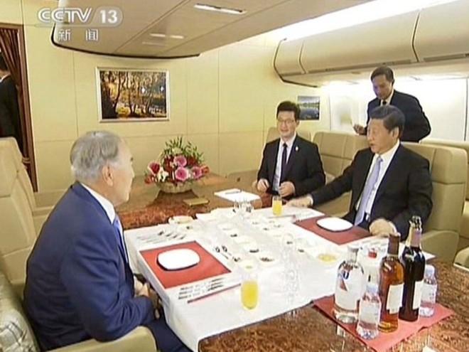 Chuyên cơ TQ cho ông Kim Jong-un mượn: Là máy bay dân dụng tân trang, kém xa Không lực 1 - Ảnh 2.