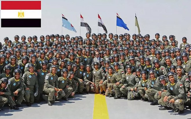 Điểm danh 50 đội quân mạnh nhất thế giới (phần 2) - Ảnh 16.