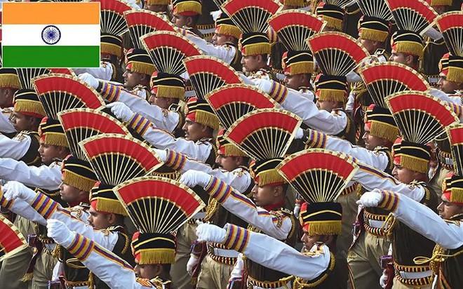 Điểm danh 50 đội quân mạnh nhất thế giới (phần 2) - ảnh 22