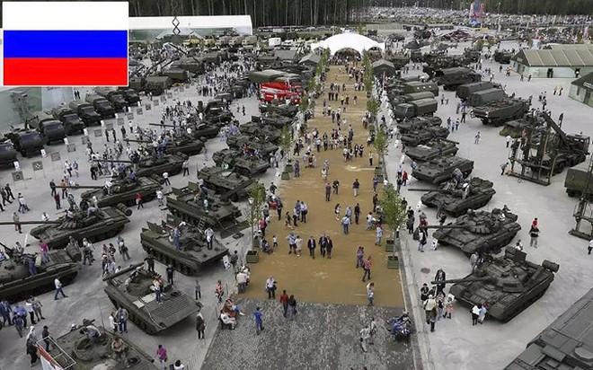 Điểm danh 50 đội quân mạnh nhất thế giới (phần 2) - ảnh 24