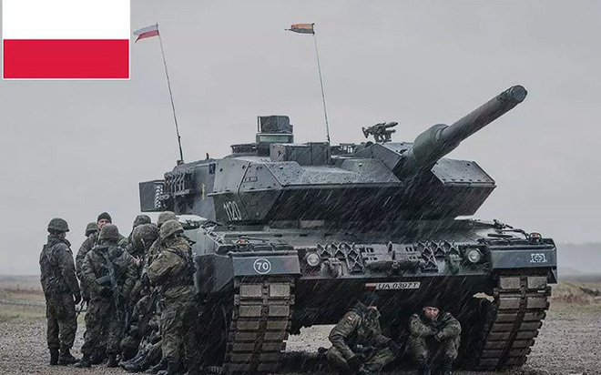 Điểm danh 50 đội quân mạnh nhất thế giới (phần 2) - ảnh 7