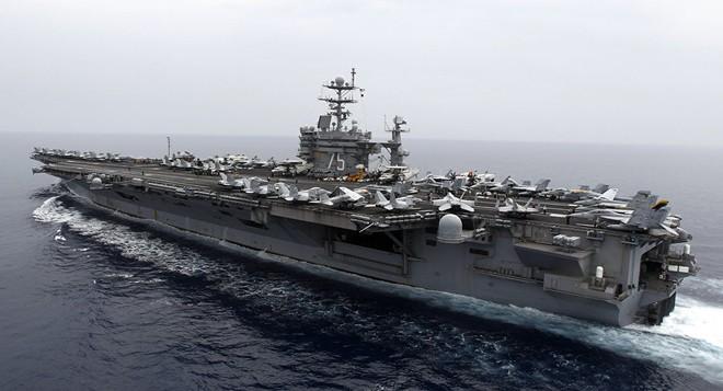 Mỹ bất ngờ điều tàu sân bay trở lại Địa Trung Hải: Tấn công khủng bố hay để
