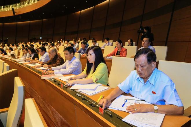 Hơn 86% đại biểu Quốc hội tán thành thông qua Luật An ninh mạng - Ảnh 4.