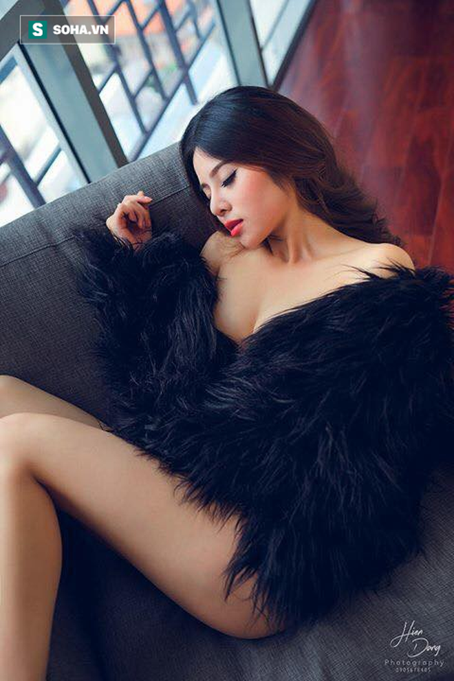 Hot girl Việt từng cởi đồ vì Messi nguyện trung thành với thần tượng 3