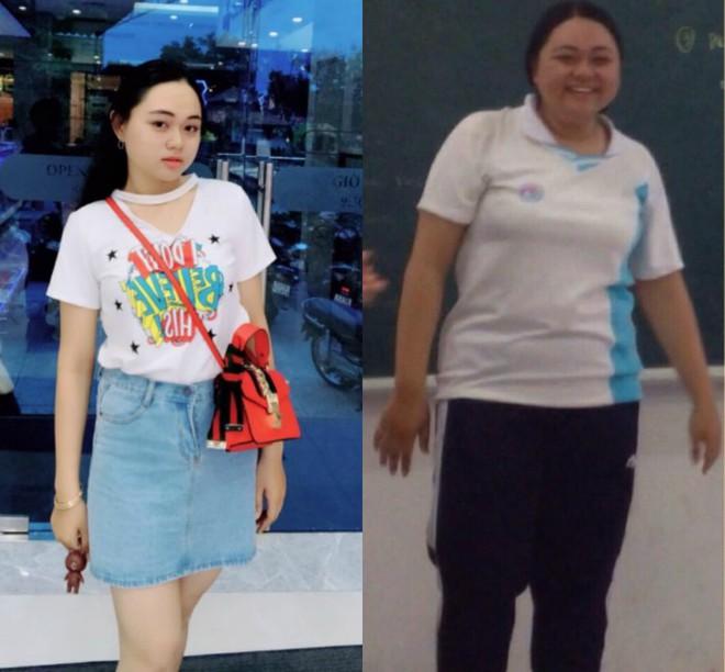 Nữ sinh sở hữu cân nặng 100kg và đoạn clip 13 giây được chia sẻ mạnh mẽ trên mạng xã hội - Ảnh 3.