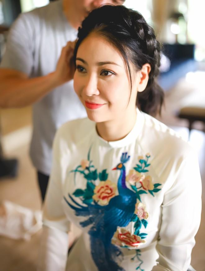 Hà Kiều Anh khoe nhan sắc trẻ đẹp sau 26 năm đăng quang hoa hậu - Ảnh 4.