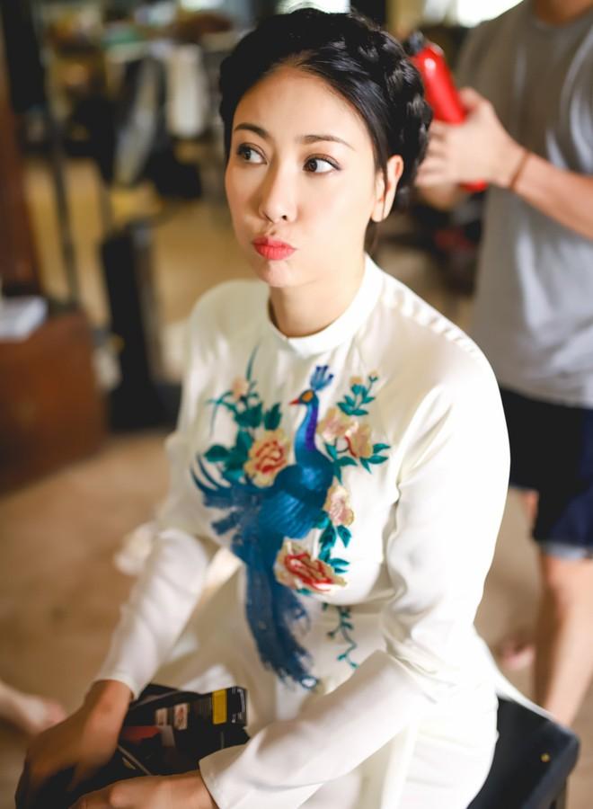 Hà Kiều Anh khoe nhan sắc trẻ đẹp sau 26 năm đăng quang hoa hậu - Ảnh 5.
