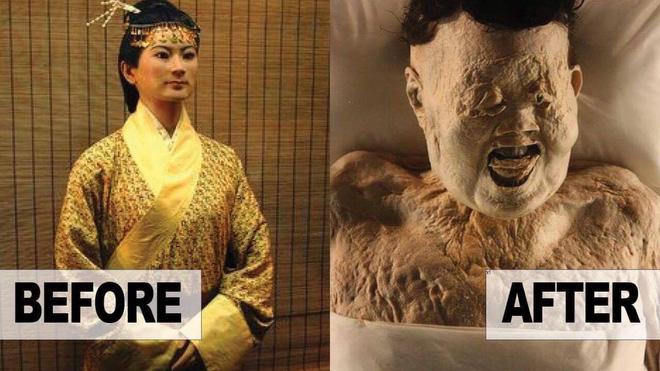Giải mã thuật ướp xác bậc thầy thời cổ đại: Nội tạng còn nguyên vẹn, da vẫn đàn hồi tốt! - ảnh 3