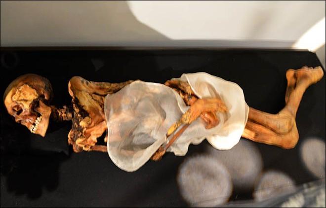 Giải mã thuật ướp xác bậc thầy thời cổ đại: Nội tạng còn nguyên vẹn, da vẫn đàn hồi tốt! - ảnh 8