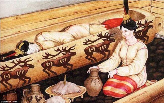 Giải mã thuật ướp xác bậc thầy thời cổ đại: Nội tạng còn nguyên vẹn, da vẫn đàn hồi tốt! - ảnh 13