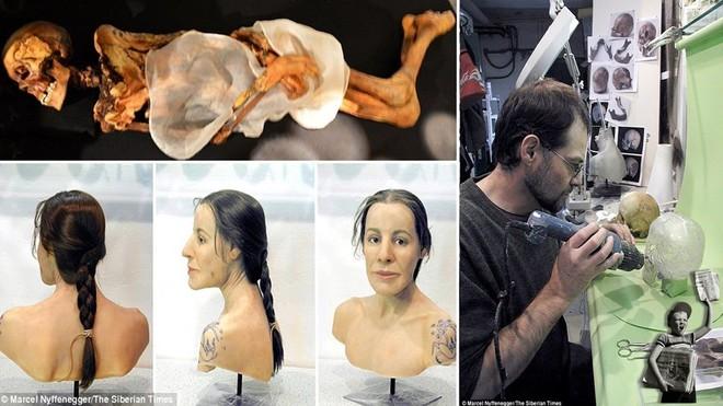 Giải mã thuật ướp xác bậc thầy thời cổ đại: Nội tạng còn nguyên vẹn, da vẫn đàn hồi tốt! - ảnh 10