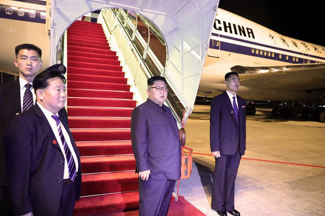 Rời Singapore, ông Kim Jong-un sẽ dừng chân ở Bắc Kinh để gặp Chủ tịch Trung Quốc Tập Cận Bình? - Ảnh 2.