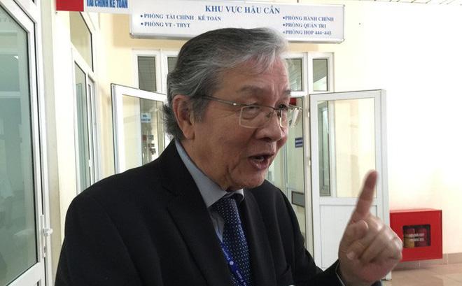 """""""Tiêu tan"""" khối u ung thư chỉ với 1 mũi tiêm duy nhất: Chủ tịch Hội ung thư Việt Nam nói gì?"""