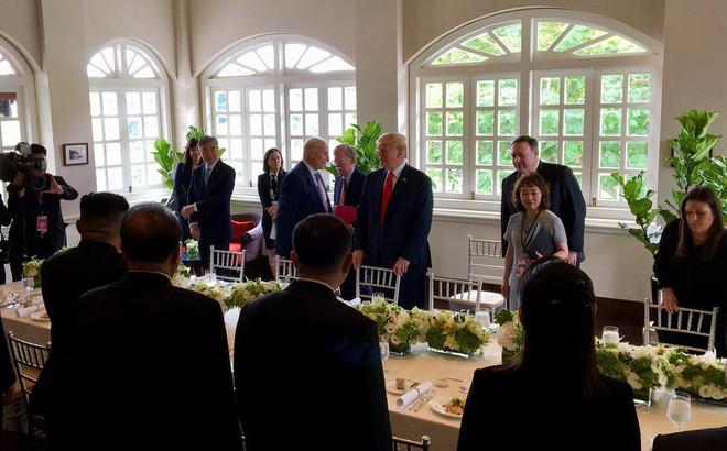 Thực đơn bữa ăn trưa lịch sử của lãnh đạo Mỹ-Triều: Có cả cơm rang Dương Châu