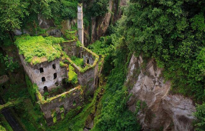 10 lần thiên nhiên biến những nơi bị bỏ hoang thành tác phẩm siêu thực - Ảnh 4.