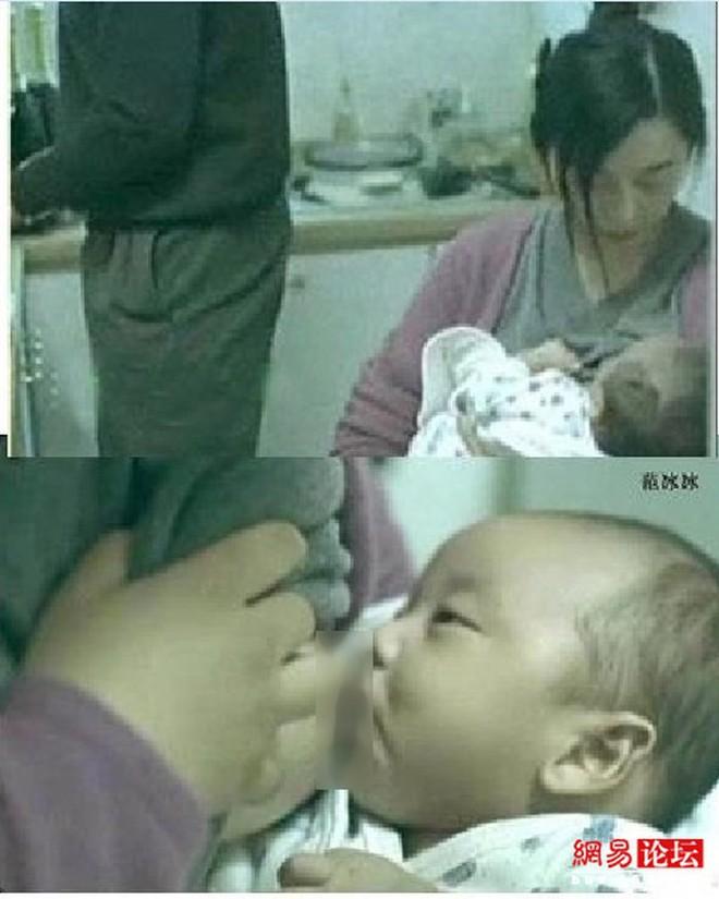 Vụ Phạm Băng Băng khởi kiện, đòi bồi thường 1,8 tỷ: Sự thật về bức ảnh cho con bú  - Ảnh 3.