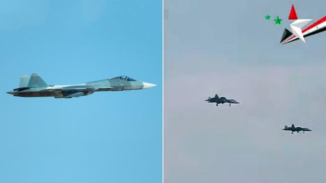 Syria: Chiến địa thử lửa những loại vũ khí hiện đại nhất của các siêu cường quân sự - Ảnh 1.