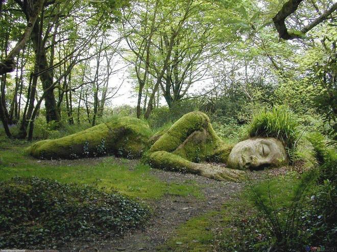 10 lần thiên nhiên biến những nơi bị bỏ hoang thành tác phẩm siêu thực - Ảnh 8.