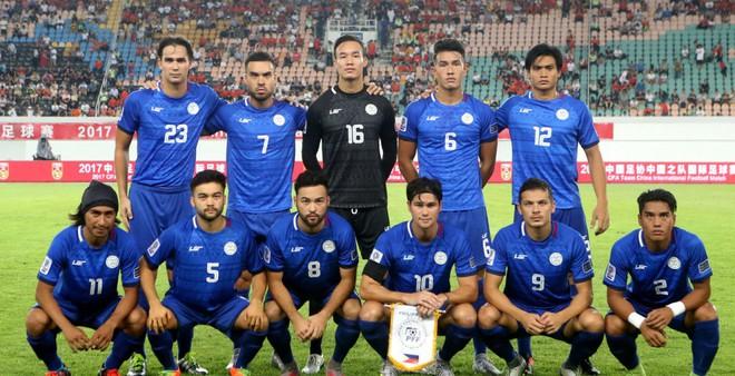Địch thủ của ĐT Việt Nam có hành động khiến HLV Park Hang-seo phải dè chừng ở AFF Cup - Ảnh 3.