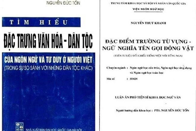 GS Nguyễn Đức Tồn sẽ tự bỏ phiếu xem xét mình có đạo văn học trò hay không? - Ảnh 1.