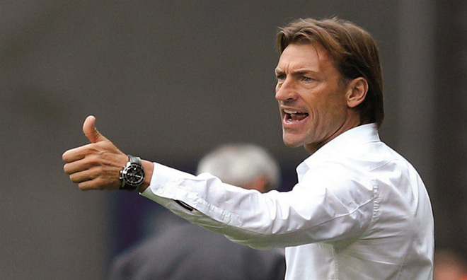 HLV Herve Renard: Từ kẻ mất việc ở V-League đến sân chơi World Cup - Ảnh 1.