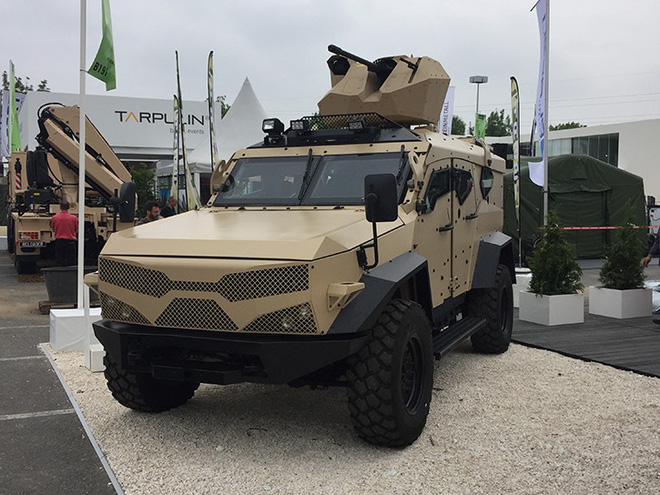 Vì sao Nga và Trung Quốc không mang vũ khí nào tới triển lãm quốc phòng ở Paris? - Ảnh 7.